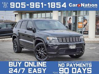 Used 2020 Jeep Grand Cherokee Altitude 4x4| SOLD| SOLD| SOLD| SOLD| SOLD| for sale in Burlington, ON
