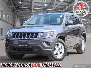 Used 2014 Jeep Grand Cherokee Laredo for sale in Mississauga, ON