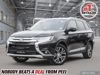 Used 2016 Mitsubishi Outlander ES for sale in Mississauga, ON
