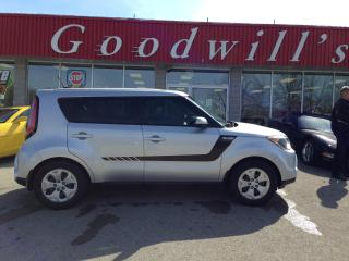 Used 2015 Kia Soul LX! CLEAN CARFAX! LOW KM! for sale in Aylmer, ON