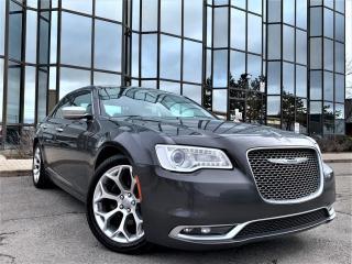 Used 2018 Chrysler 300 300C HEMI RWD for sale in Brampton, ON