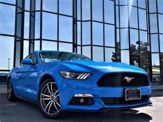 Used 2017 Ford Mustang 2dr Fastback EcoBoost for sale in Brampton, ON