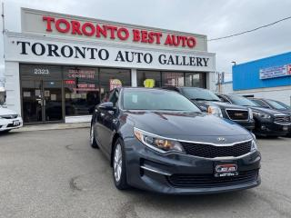 Used 2018 Kia Optima Auto LX | LOW KILOMETRES | BACK UP CAM| HEATED SEATS for sale in Toronto, ON