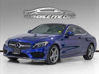Used 2017 Mercedes-Benz C-Class C300 4MATIC Coupe-SOLD!SOLD!SOLD! for sale in Concord, ON