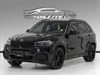 Used 2018 BMW X5 xDrive35d M Sport, Intelligent Safety, Fully Loaded for sale in Concord, ON