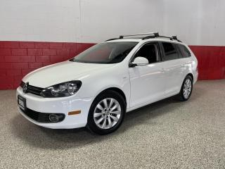 Used 2014 Volkswagen Golf Wagon TDI DSG NAVI PANO-ROOF PUSH START for sale in North York, ON
