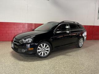 Used 2014 Volkswagen Golf Wagon TDI DSG NAVI PANO-ROOF BLUETOOTH for sale in North York, ON