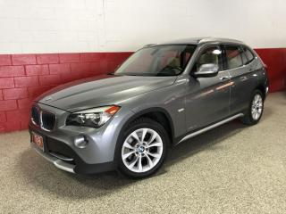 Used 2012 BMW X1 AWD 28i NAVIGATION PANO-ROOF BLUETOOTH INTEGRATION for sale in North York, ON