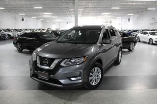 Used 2017 Nissan Rogue SV I NO ACCIDENTS I PUSH START I REMOTE STARTER I REAR CAM for sale in Mississauga, ON