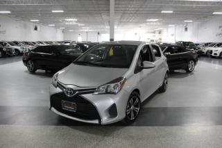 Used 2016 Toyota Yaris LE I POWER OPTIONS I TOUCH SCREEN I CRUISE I BLUETOOTH for sale in Mississauga, ON