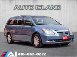 Used 2006 Honda Odyssey LX**7PASS for sale in North York, ON