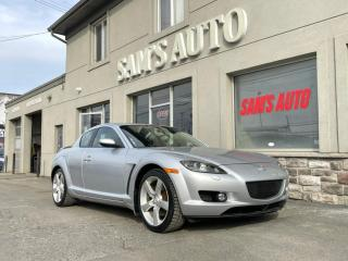 Used 2005 Mazda RX-8 4dr Sdn for sale in Hamilton, ON