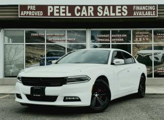 Used 2018 Dodge Charger SXT PLUS|CLEANCARFAX|PRICE.MATCH.POLICY|PRECERTIFIED| for sale in Mississauga, ON
