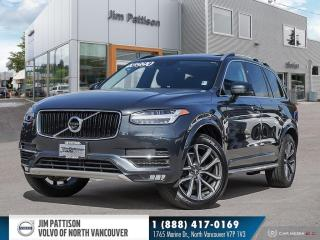Used 2018 Volvo XC90 T6 Momentum - LOCAL - ONE OWNER - NO ACCIDENTS for sale in North Vancouver, BC
