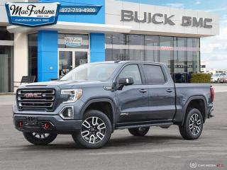 New 2021 GMC Sierra 1500 AT4 for sale in Petrolia, ON