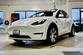 Used 2021 Tesla Model Y STANDARD RANGE PLUS AUTOPILOT, 19 INCH GEMINI for sale in Oakville, ON