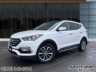 Used 2018 Hyundai Santa Fe SPORT for sale in Saint-Jean-sur-Richelieu, QC