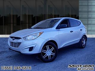 Used 2012 Hyundai Tucson GL // A/C + SIEGES CHAUFFANTS for sale in Saint-Jean-sur-Richelieu, QC