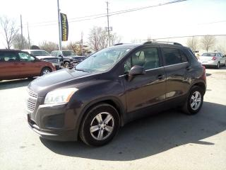 Used 2014 Chevrolet Trax 2LT FWD for sale in Leamington, ON