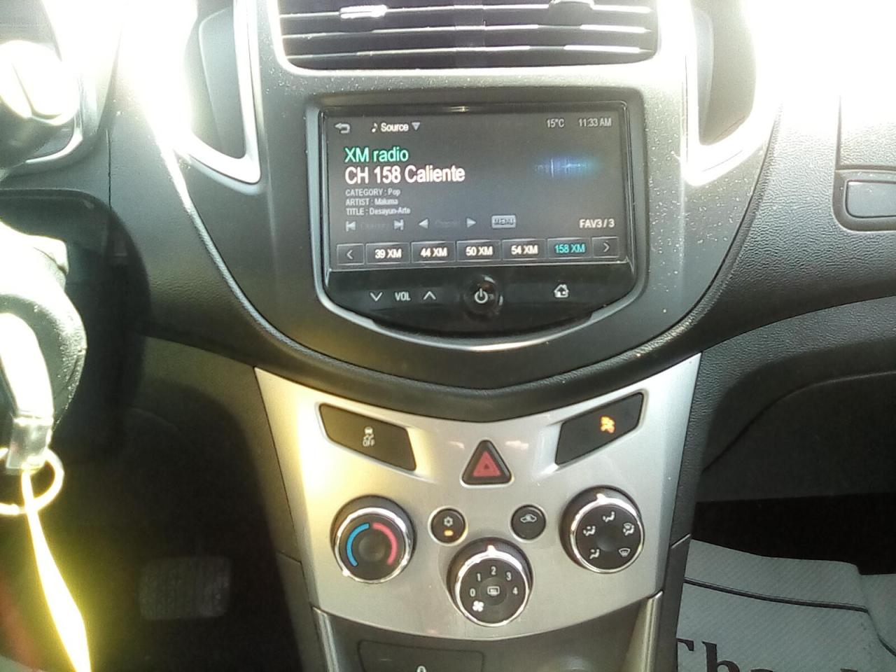 2014 Chevrolet Trax 2LT FWD