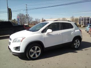 Used 2014 Chevrolet Trax LTZ Awd for sale in Leamington, ON