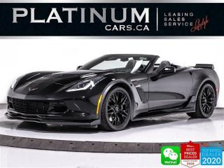 Used 2019 Chevrolet Corvette Z06, 650HP, NAV, CAM, HEADS UP, APPLE/ANDROID for sale in Toronto, ON