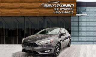 Used 2017 Ford Focus SEL / AUTO + TOIT + GROS ÉCRAN for sale in Saint-Jean-sur-Richelieu, QC