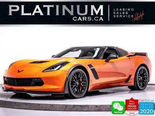 Used 2019 Chevrolet Corvette Z06, Z07, 3LZ, 650HP, PDR, CAM, HEADS UP, NAV, BT for sale in Toronto, ON