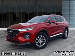 Used 2020 Hyundai Santa Fe Essential // A/C + REG DE VITESSE ADAPTATIF for sale in Saint-Jean-sur-Richelieu, QC