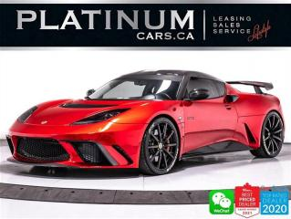 Used 2013 Lotus Evora S 2+2, 460HP,GTE BUILD, $200K MODS, MANSORY BODY for sale in Toronto, ON