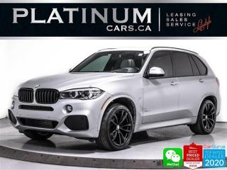 Used 2018 BMW X5 xDrive35d DIESEL, AWD, M-SPORT, NAV, PANO, PREMIUM for sale in Toronto, ON