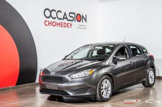 Used 2016 Ford Focus SE+CAMERA DE RECUL+REG DE VITESSE for sale in Laval, QC
