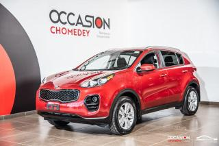Used 2018 Kia Sportage LX AWD+SIEGES CHAUFFANTS+CAMERA DE RECUL for sale in Laval, QC