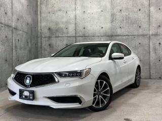 Used 2019 Acura TLX berline SH-AWD 290HP for sale in St-Nicolas, QC