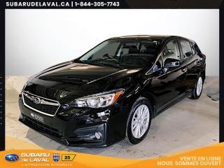 Used 2018 Subaru Impreza 2.0i Tourisme Awd Hatchback ** Apple Car for sale in Laval, QC