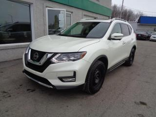 Used 2017 Nissan Rogue SV 4 portes TA *Disponibilité limitée* for sale in St-Jérôme, QC