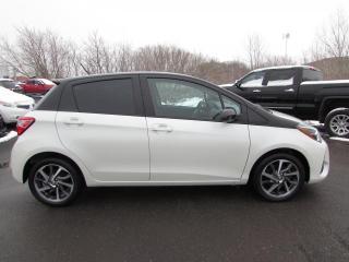 Used 2018 Toyota Yaris Hatchback SE BA CAMÉRA*MAIN LIBRE*SIÈGES CHAUFFANT for sale in Lévis, QC