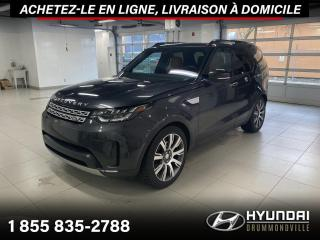 Used 2017 Land Rover Discovery HSE LUXURY + GARANTIE + NAVI + TOIT + WO for sale in Drummondville, QC