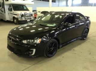 Used 2017 Mitsubishi Lancer black edition jantes toit for sale in Longueuil, QC