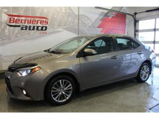 Used 2014 Toyota Corolla LE   TOIT + CUIR for sale in Lévis, QC