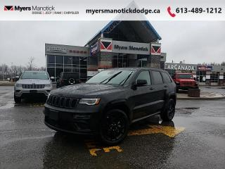 New 2021 Jeep Grand Cherokee - $359 B/W for sale in Ottawa, ON
