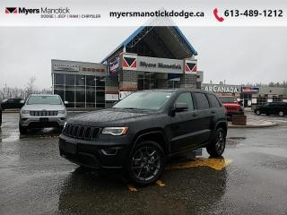 New 2021 Jeep Grand Cherokee - $342 B/W for sale in Ottawa, ON