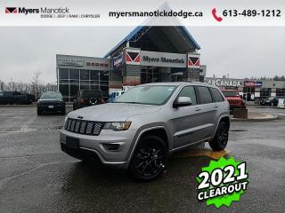 New 2021 Jeep Grand Cherokee Altitude  - Navigation - $314 B/W for sale in Ottawa, ON