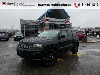 New 2021 Jeep Grand Cherokee Altitude  - Navigation - $315 B/W for sale in Ottawa, ON