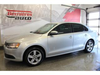 Used 2014 Volkswagen Jetta TRENDLINE + for sale in Lévis, QC
