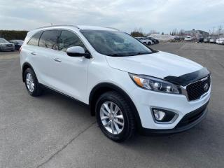 Used 2017 Kia Sorento LX for sale in Pintendre, QC