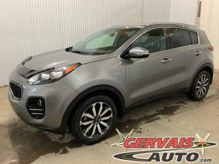 Used 2019 Kia Sportage EX AWD Cuir Mags Caméra Volant Chauffant for sale in Trois-Rivières, QC