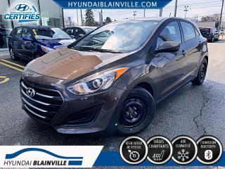 Used 2016 Hyundai Elantra GT GL BLUETOOTH, BANCS CHAUFFANTS, A/C, CRU for sale in Blainville, QC