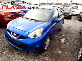 Used 2015 Nissan Micra 4dr HB AUTO SV for sale in Beauport, QC
