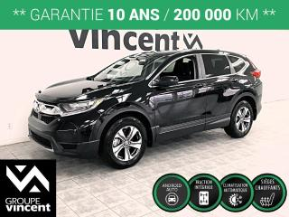 Used 2018 Honda CR-V LX AWD ** GARANTIE 10 ANS ** Offrez-vous le légendaire CR-V AWD! for sale in Shawinigan, QC